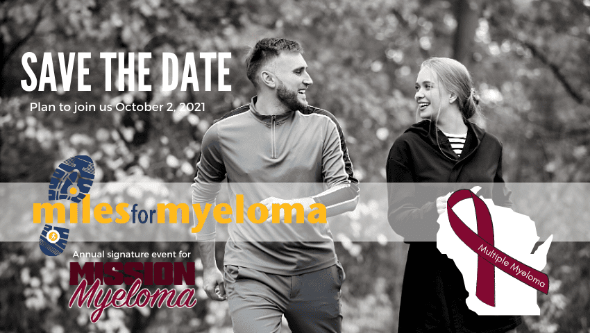 Get ready for Miles for Myeloma: Virtual Edition 2.0