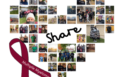 Share your Miles for Myeloma story with us